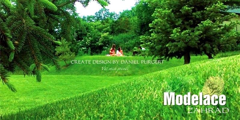 modelace zahrad