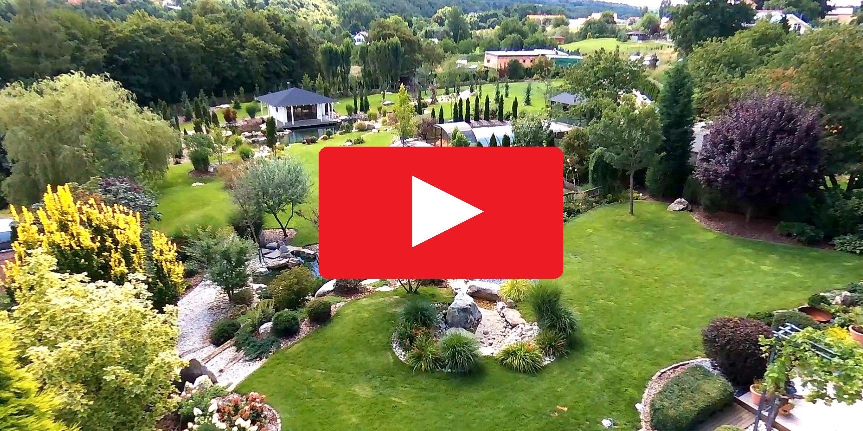 v mediich videa zahrad snu b