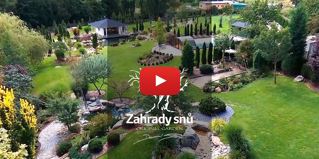 V MÉDIÍCH - Videa Zahrad snů