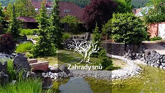 ZAHRADY SNŮ, Original Garden by Daniel Purgert Exklusivní zahrady 2