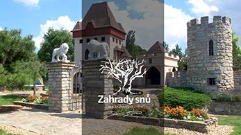 POLOPATĚ - Daniel Purgert zahradysnu.cz , Stavba hradu, jubilejní 100 díl věnováno dětem