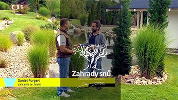 POLOPATĚ - Daniel Purgert zahradysnu.cz , Modelace zahrady, jak na velké převýšení velké zahrady