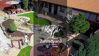 POLOPATĚ - Daniel Purgert zahradysnu.cz , Zahrada z dárků