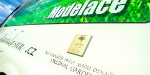 Zahrady snů Daniel Purgert, ORIGINAL GARDEN