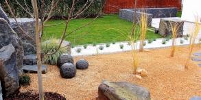 Zahrady snů Daniel Purgert, zahrada s koutkem pro čtení, realizace zahrad autorské zahrady ORIGINAL GARDEN